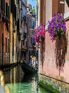 Италия,Венеция весной