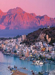 Греция,элунда