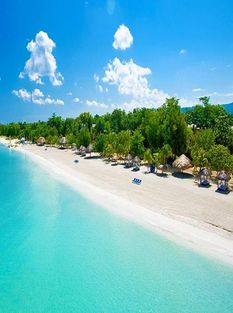 Ямайка пляж