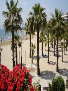 ИСпания,Салоу пляж